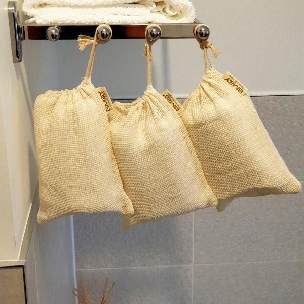 Storage bags cotton